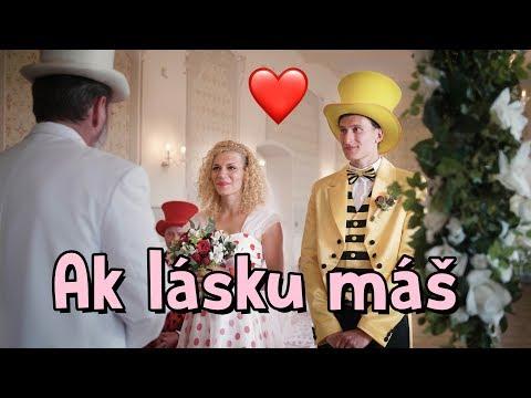 Smejko a Tanculienka - Ak lásku máš