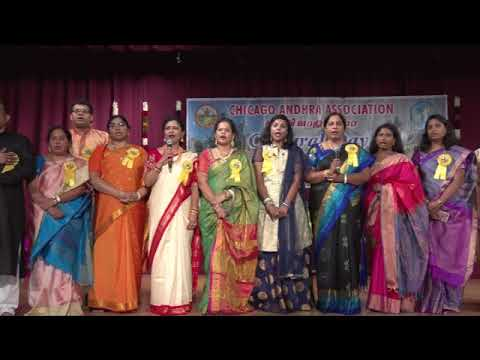 "CAA - 2017 AP Cultural Festival - Oct 14th 2017 - Item-34 ""Vote of Thanks"""