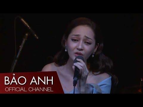 Yêu Một Người Vô Tâm (Minishow Bảo Anh) - Live Cực Ngọt