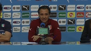 """Prandelli: """"Vogliamo rendere gli italiani orgogliosi di noi"""" - Mondiali 2014"""