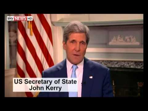 Kerry describes Snowden as 'fugitive'