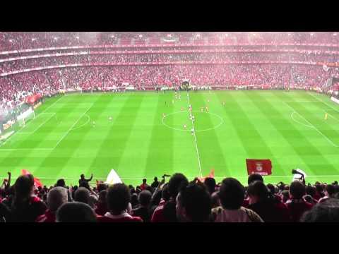 Benfica Campeão - Segundo Golo - Lima