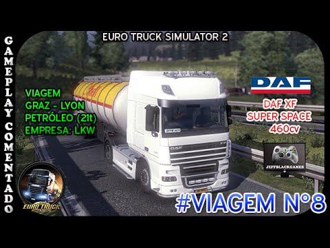 Euro Truck Simulator 2 - Conhecendo Graz