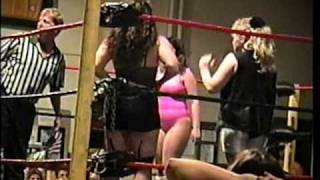 Southern Extreme Wrestling: Lady S Vs. Harley Honey With