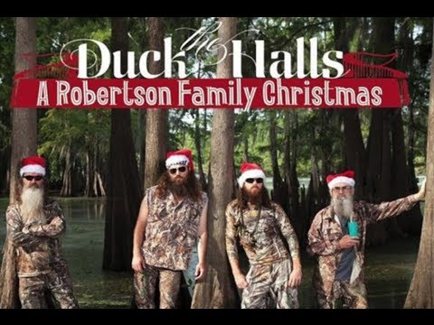 duck dynasty clan releases christmas album youtube duck dynasty