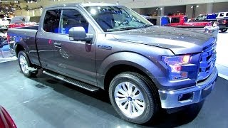 2015 Ford F150 XLT Exterior And Interior Walkaround