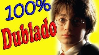 Harry Potter E A Pedra Filosofal #1 Game 100% Dublado