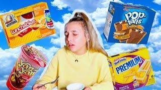 food nostalgia