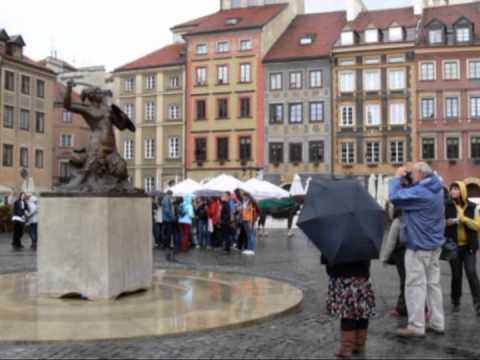 Warsaw, Poland - Travel Video