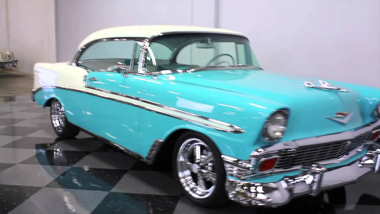 Bel Air Nissan Service >> Youtube 56 Chevy | Autos Post
