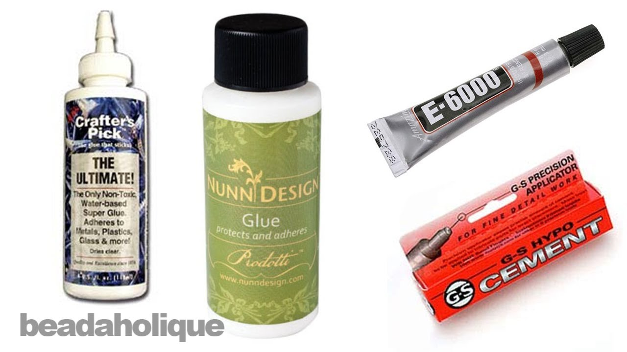 How to choose the right glue in jewelry making youtube for What kind of glue to use for jewelry
