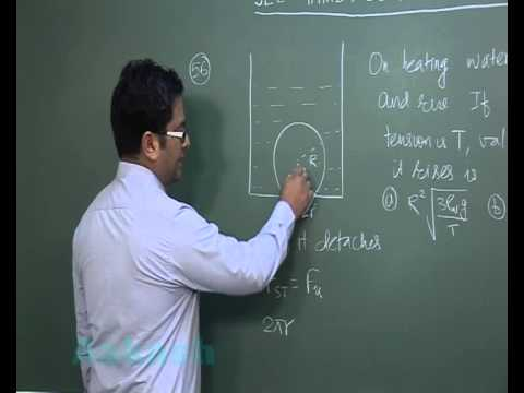 JEE (Main) 2014 Solutions-Physics Paper [Q-55 to Q-58] By Aakash