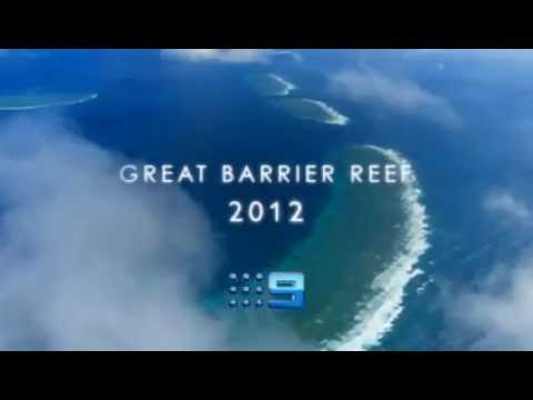 Channel Nine's Great Barrier Reef Teaser