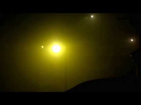 Foggy Weather in New Delhi at 4:00 AM (2-03-2014)