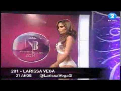 Nuestra Belleza El Salvador 2014 / Miss Universe El Salvador 2014 Semifinals