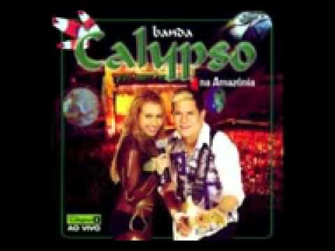 Banda Calypso Na Amazonia 14 Pouti porri de carimbó  Canto de carimbó; Lua luar; Canto de atravessar