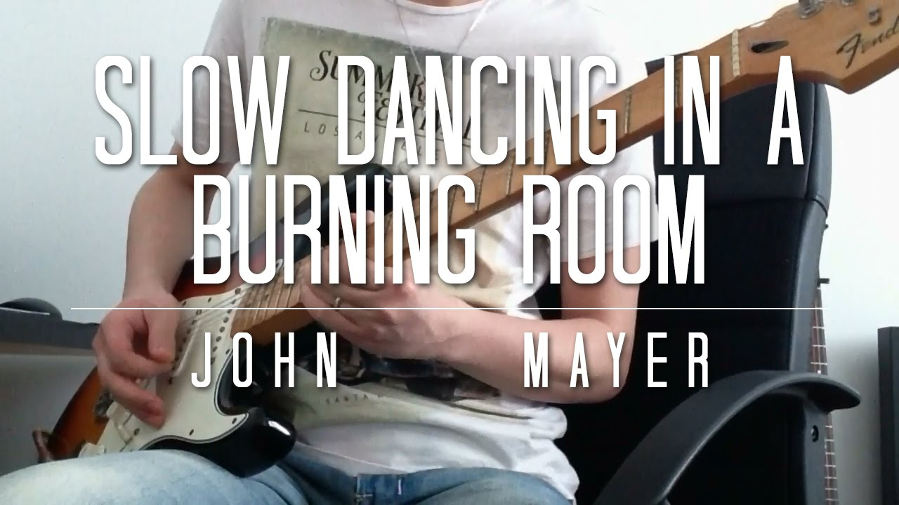 Slow Dancing In A Burning Room Live Cover