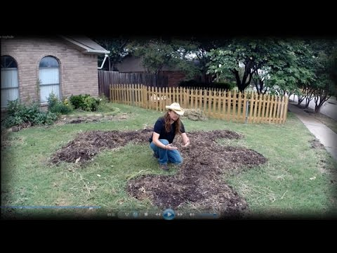 Permaculture Tip of the Day - Keyhole Mandala Garden