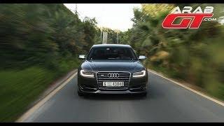 Audi S8 2014 اودي اس 8