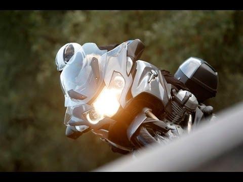 Presentación BMW R1200RT 2014