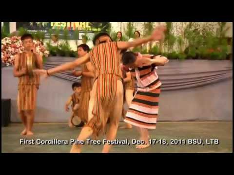 Benguet Dance (First Cordillera Pine Tree Festival 2011)