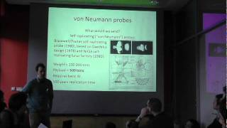 von Neumann probes, Dyson spheres, exploratory engineering and the Fermi paradox