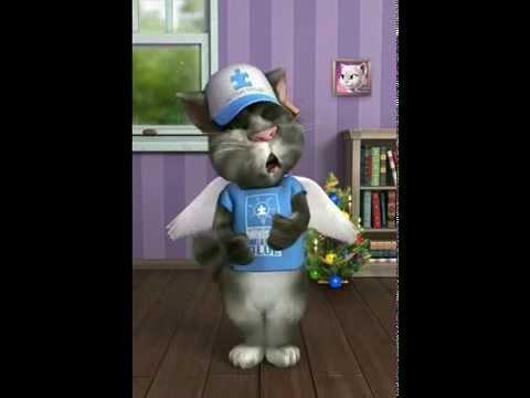 Chú Mèo hát Thần Tượng Của Tôi - Talking Tom sings My Idol