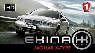 "Jaguar X-Type. ""Экипаж""."