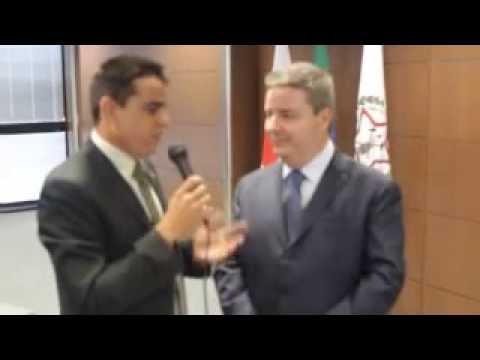 Governador fala sobre a duplicação da MG  050