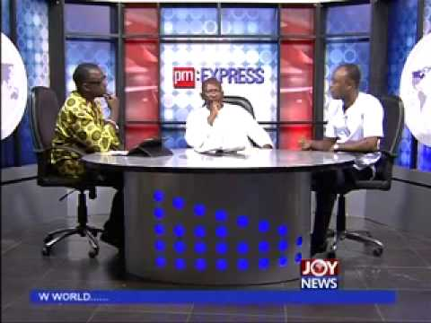 Crushing Weight of Education - PM Express on Joy  News (18-6-14)