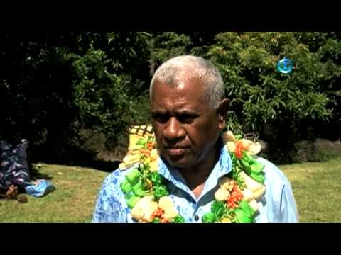 FIJI ONE NEWS BULLETIN 24/03/14