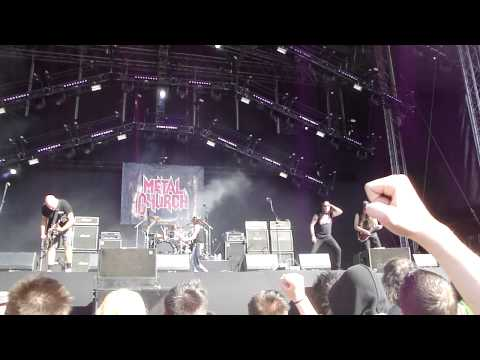 Metal Church:Fake Healer (Live @ Tuska, Helsinki, Finland 2014)