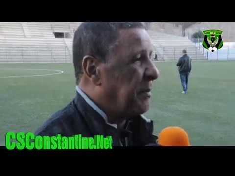 Abdelkader Amrani remonté à cause des absences