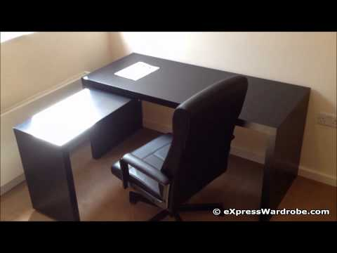 ikea malm desk review ikea malm desk review is it worth it. Black Bedroom Furniture Sets. Home Design Ideas
