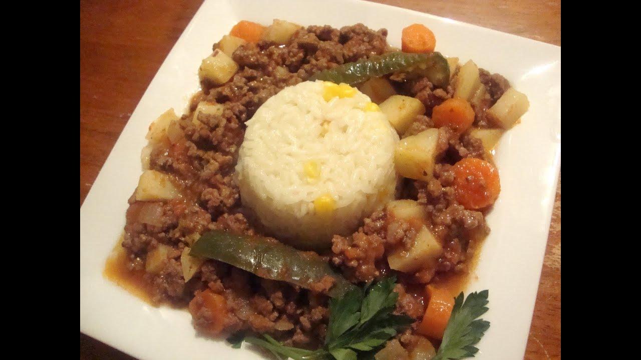 Recetas de comidas criollas images for Resetas para preparar comida