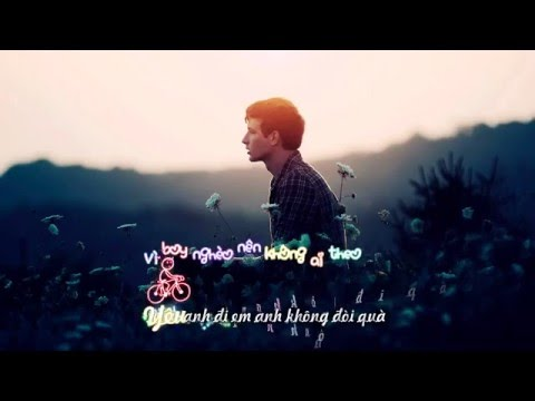 Eagisub Karaoke Effects - Anh không Đòi Quà - Only C ft Karik [MV HD 1080]