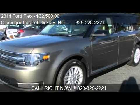 2014 Ford Flex SEL - for sale in Hickory, NC 28602