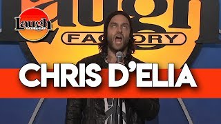 Laugh Factory: Chris D'Elia: Dude
