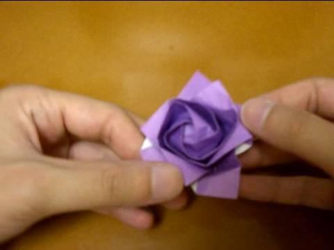 Origami Beating Heart Oragami Video