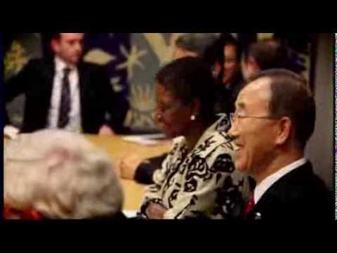 Jungtinių Tautų Generalinio Sekretoriaus Ban Ki-moon'o kasdienybė