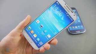 Samsung Galaxy S4 Vs Samsung Galaxy S III