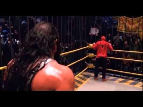Spider-man 1 (2002) - Spider-Man VS The Wrestler