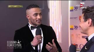 محمد رمضان: تجربة الغناء جاءت بالصدفة