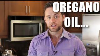 OREGANO OIL WHAT'S IT GOOD FOR?