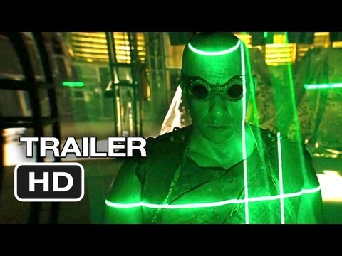 Rid Official Trailer #2 (2013) - Vin Diesel Sci-Fi Movie HD