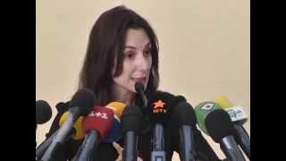 Екатерина Згуладзе про підготовку нової патрульної поліції в Харкові