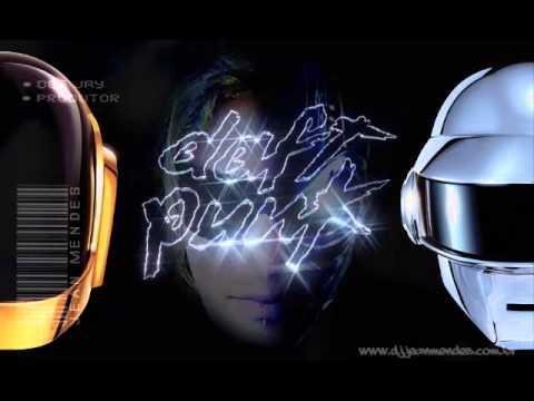 DAFT PUNK Feat TONY SALLES - AMOR E SORTE (REMIX JEAN MENDES)
