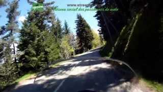Roadbook moto Ardèche : Ardèche Nord