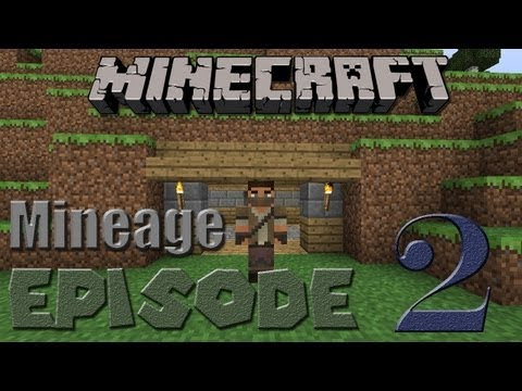 Minecraft: Mineage Episode 2 - Rail System, Hey guys xXidol here and today we are working on the rail way system connecting our houses for quick and easy transport. Its looking great and has really hel...