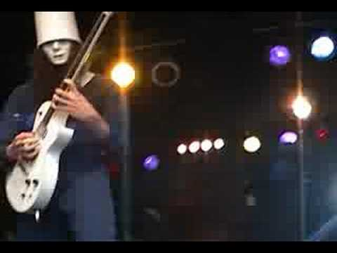 Buckethead - Jordan (Live, with solo 2008)